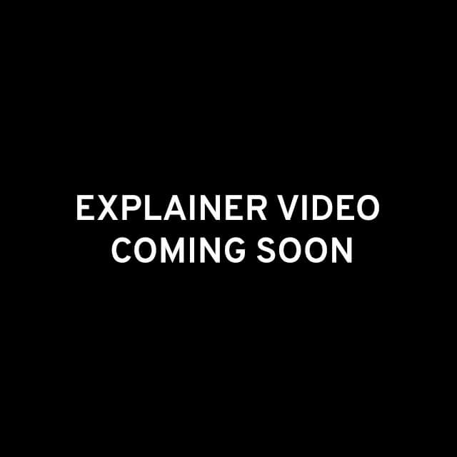 Explainer video coming soon